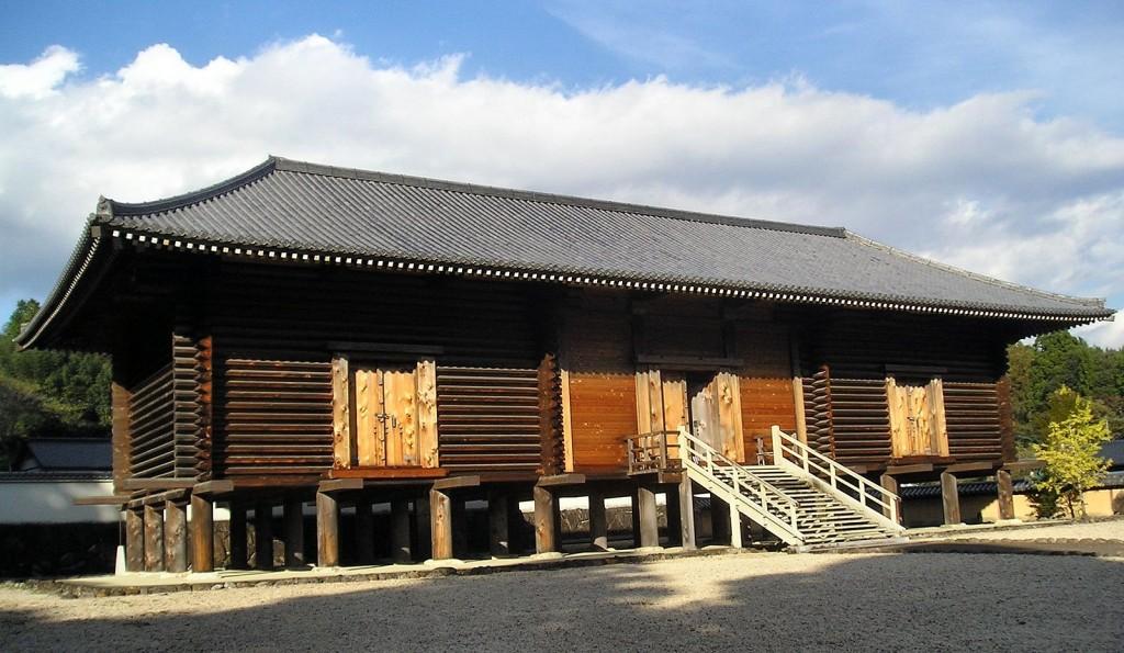 Wikipediaより(西の正倉院)